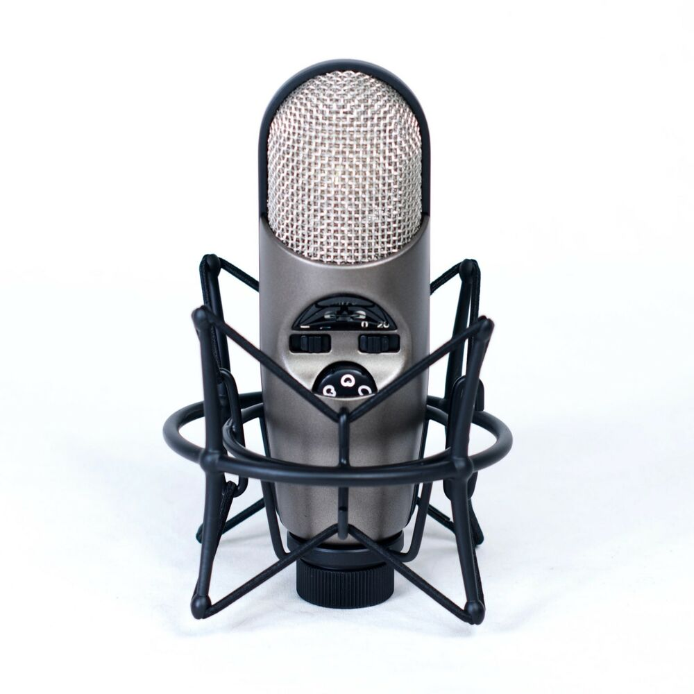 Cad M179 Infinitely Adjustable Polar Pattern Condenser Microphone Power Pc Microphones From P48 Or Phantom 48 Volts 631922101102 Ebay