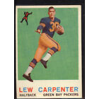 1959 Topps #95 Lew Carpenter RC - EX-MT *096-309