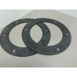 ELAF 1000 AIRPORT LIGHTING EDGE CAN GASKET 12-INCH RUBBER LOT OF 2