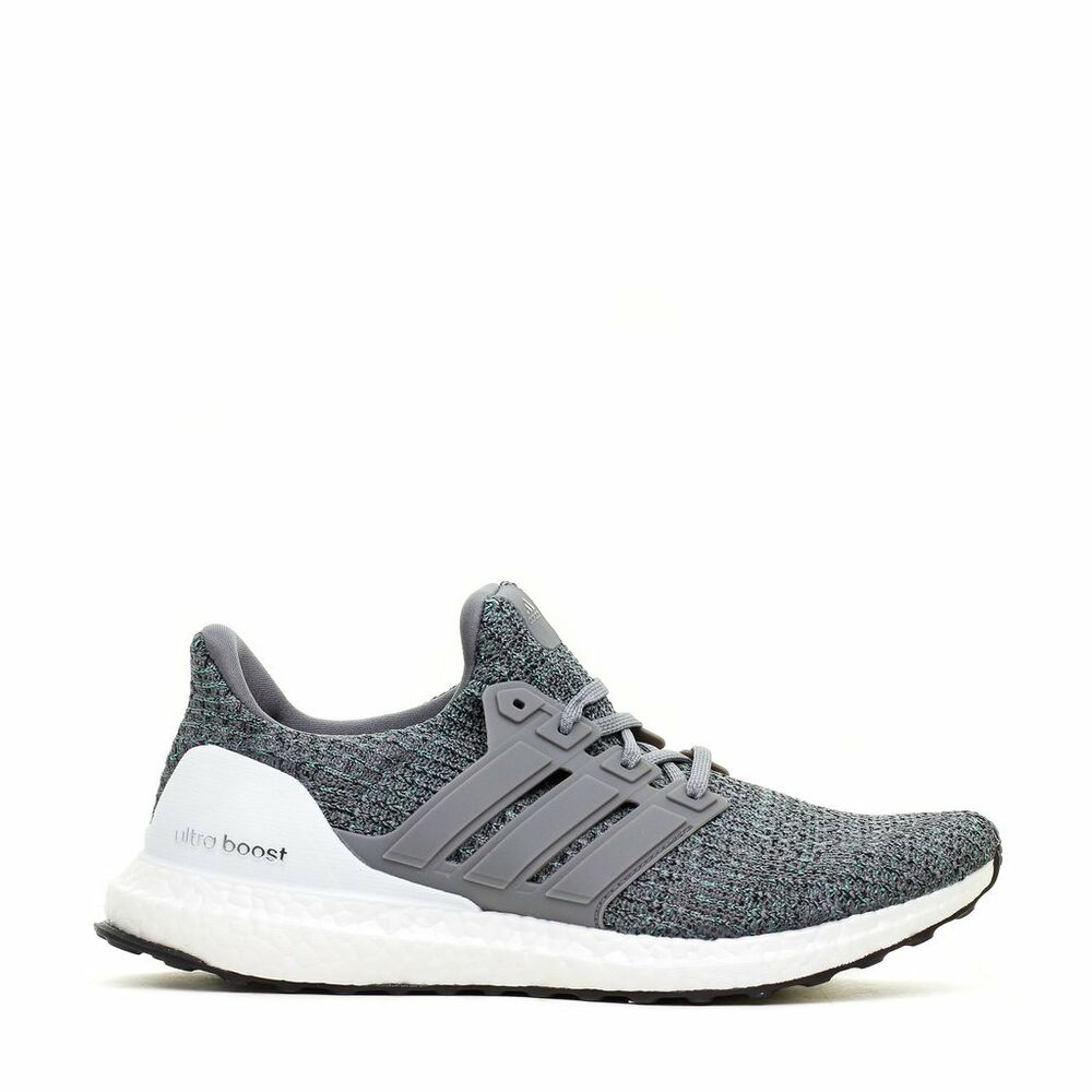 2c74febf3cac0 Details about Adidas Ultra Boost 4.0 Shoes Grey Mint Gray White Multi Ultraboost  Mens sizes
