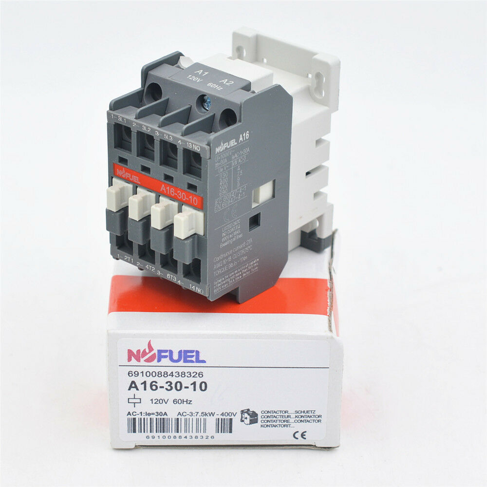 Contactor A16-30-10 AC24V 16A Directly replace for ABB Contactor A16-30-10-81  6942101202652 | eBay