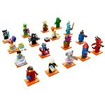 LEGO Collectible Minifigure Series 18 COMPLETE SET OF 17 SEALED 71021 PRE-ORDER