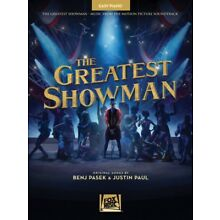 The Greatest Showman Sheet Music from Movie Soundtrack Easy Piano Book 000269167