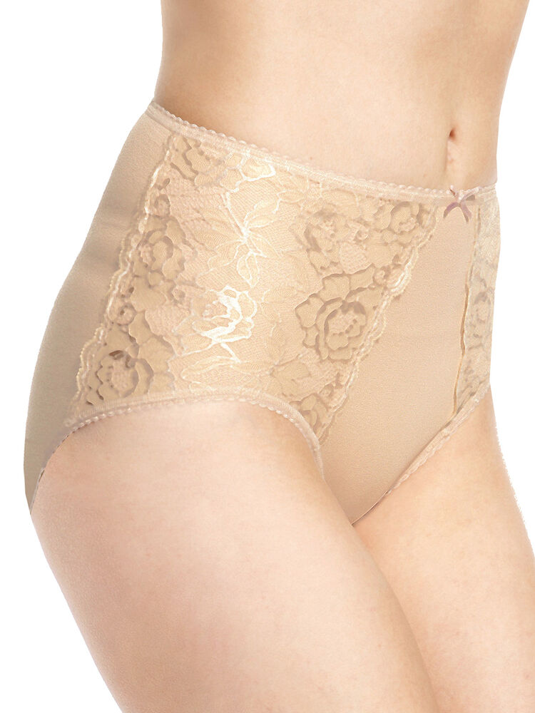 9fb8739acc0f Details about M & S - Natural Tummy Control Full Briefs/Knickers - BNWOT