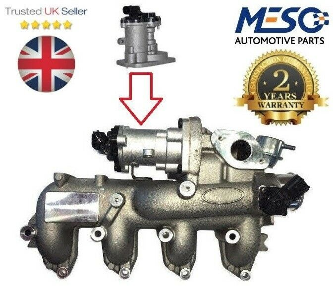 o e inlet manifold egr valve for ford s max galaxy 1 8. Black Bedroom Furniture Sets. Home Design Ideas