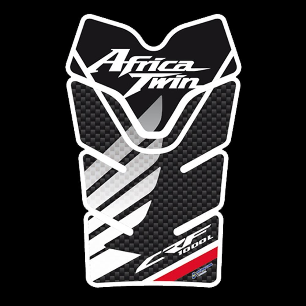 Details about motorcycle tank pad stickers emblem to fit honda africa twin 1000 mod 2