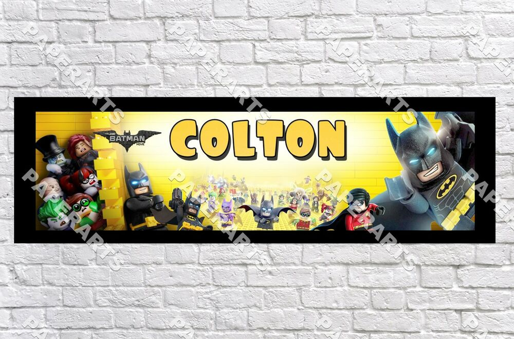 Amazing Batman Border And Wall Decor Ideas - Wall Art Collections ...
