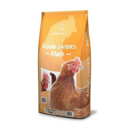img-Copdock Mill Range Layers Mash Meal Chickens Poultry Feed 5kg