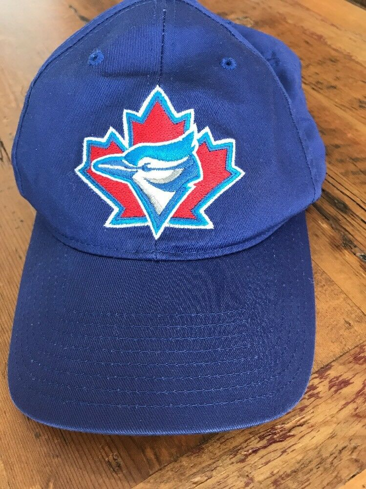 Details about Toronto Blue Jays Baseball Hat Cap Snapback Youth Kids  Genuine MLB Merchandise 38e60ead55a