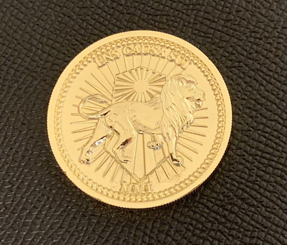 John Wick Continental Hotel Gold Coin Replica Highest Quality Movie Accurate Ebay