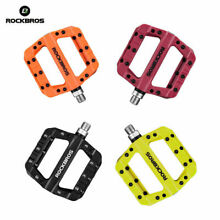 ROCKBROS Mountain Road Bike Bicycle Bearing Pedals Wide Nylon Pedals a Pair