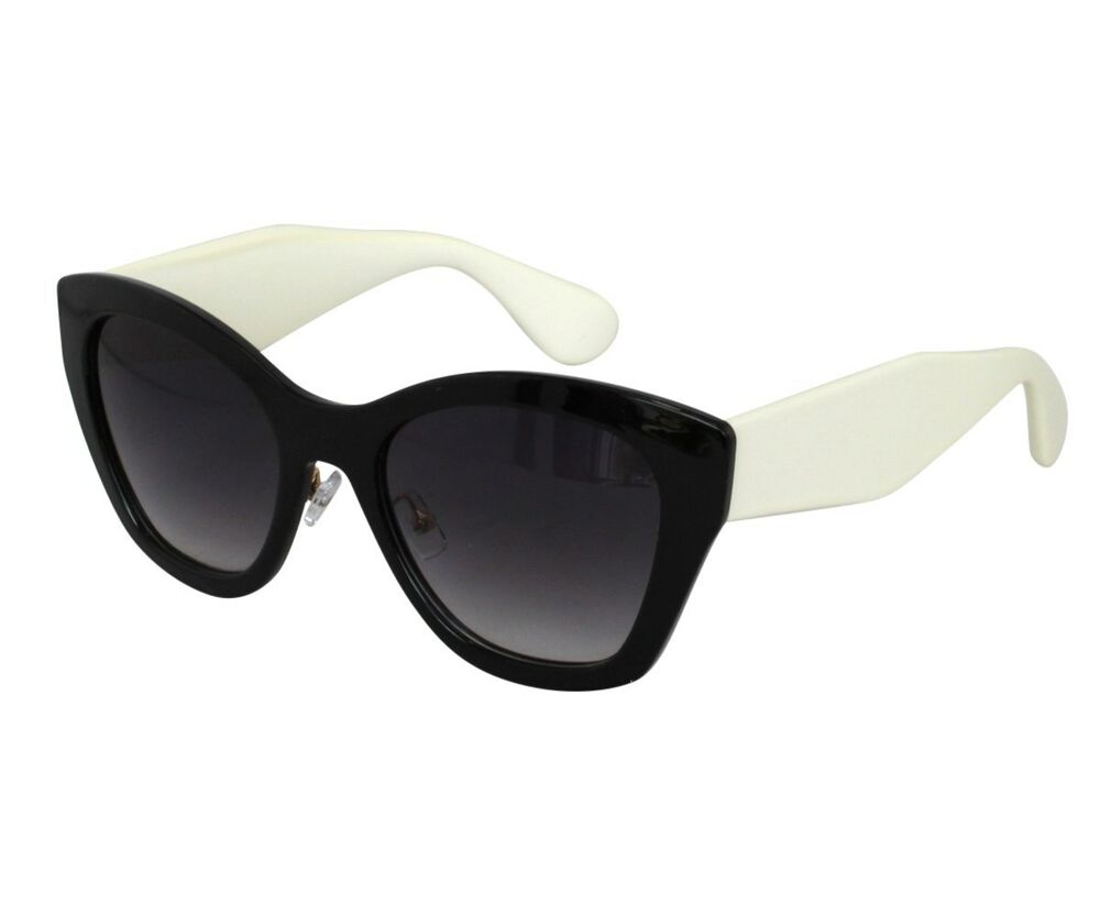 27ae4779888f Details about EBE Bifocal Sunglasses Reader Cheaters Mens Womens Retro Cat  Eye Black White