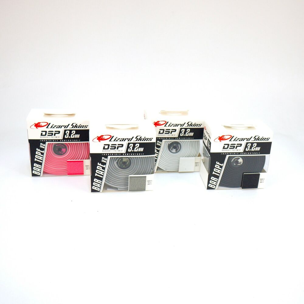 FOR CYCLING//ROAD BIKE NEW LIZARD SKINS DSP 2.5MM HANDLEBAR TAPE
