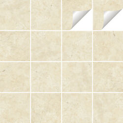 Marble Tile Stickers Transfers Kitchen Bathroom Various Sizes - M3