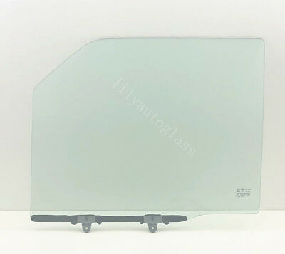 Fits 84-88 Toyota Pickup 85-89 4Runner Driver Left Side Door Window Glass W/Vent