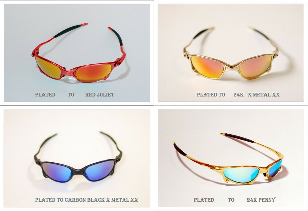 6d04ac5635171 Plating   Repair Oakley X Metal  Juliet XX Romeo Penny mars sunglasses    eBay