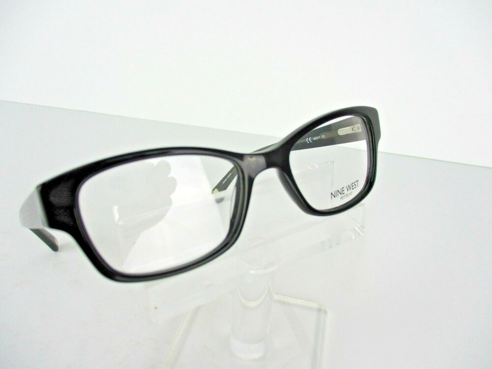 4f80a366aa6 Details about Nine West NW 5088 (001) Black 48 x 17 135 mm PETITE Eyeglass  Frame