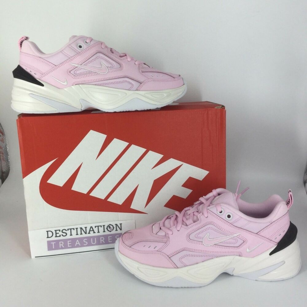 0f3149039127 Details about Nike M2K Tekno PINK Sneakers Women s Size 8.5 NIB AO3108 600  AUTHENTIC