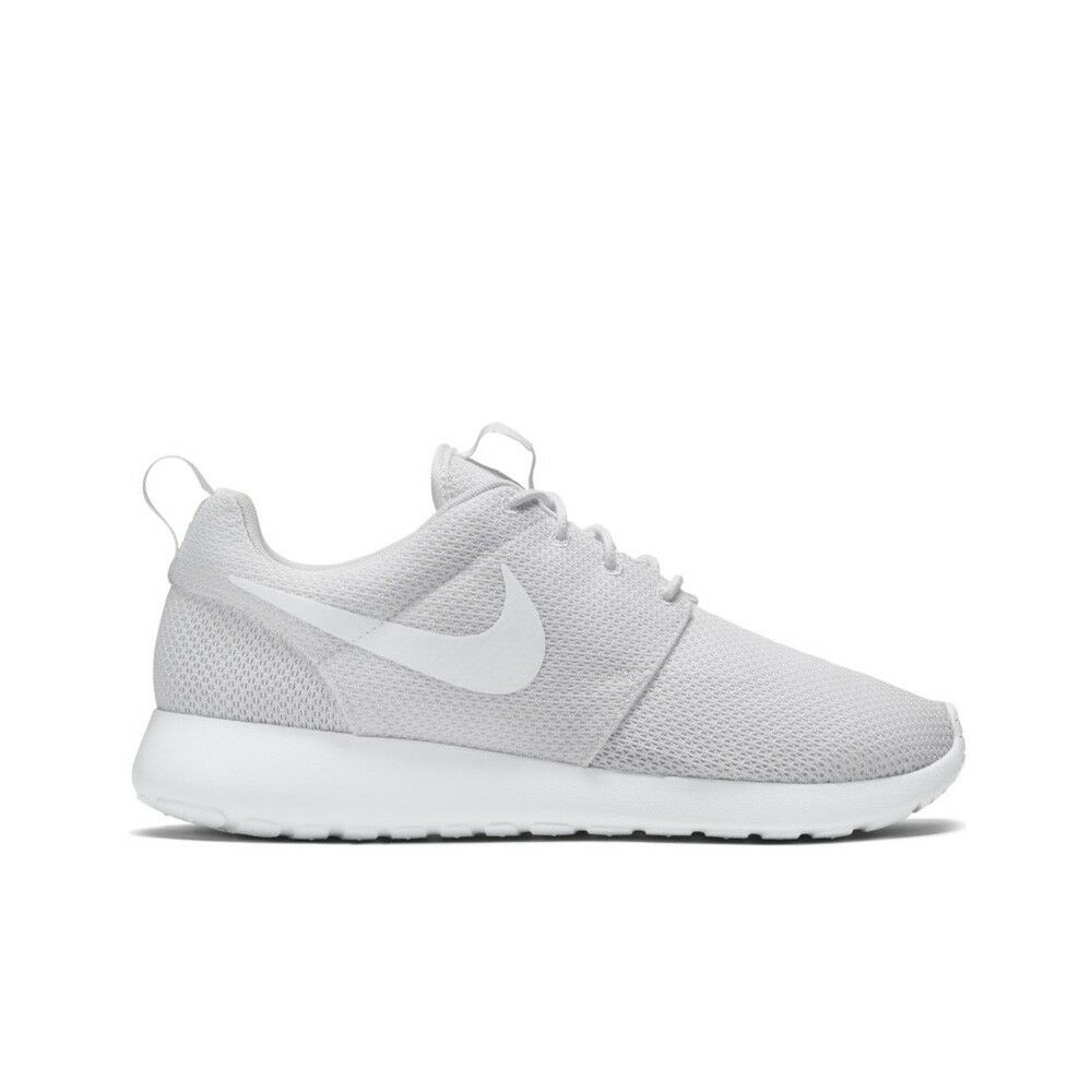purchase cheap aa7c8 a7eb8 Details about Nike Roshe One (White White) Men s Shoes 511881-112