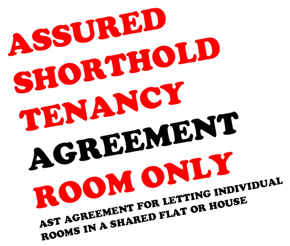 Room Only Assured Shorthold Tenancy Agreement Non Resident Landlord