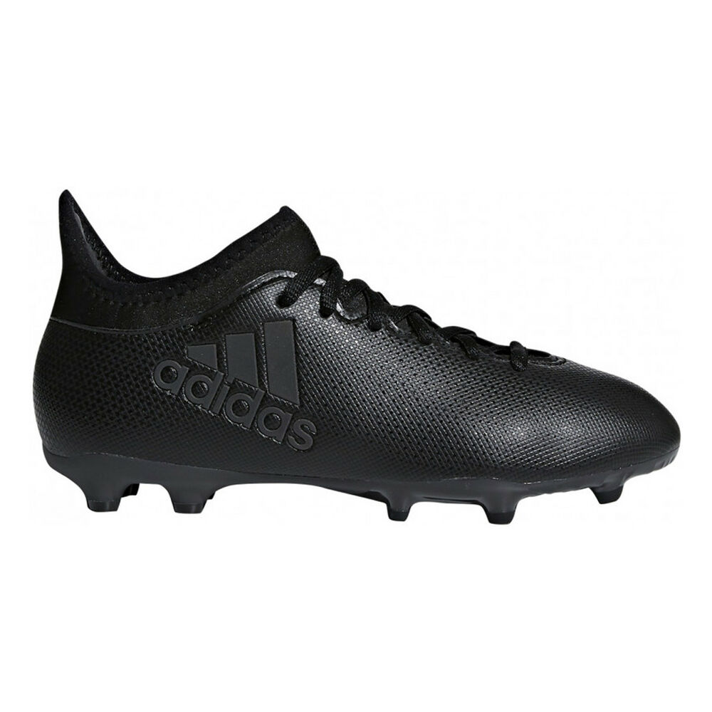 3ddbb9c2 Details about Adidas X 17.3 FG Junior Soccer Cleats CP8992 - Black (NEW)  Lists @ $65