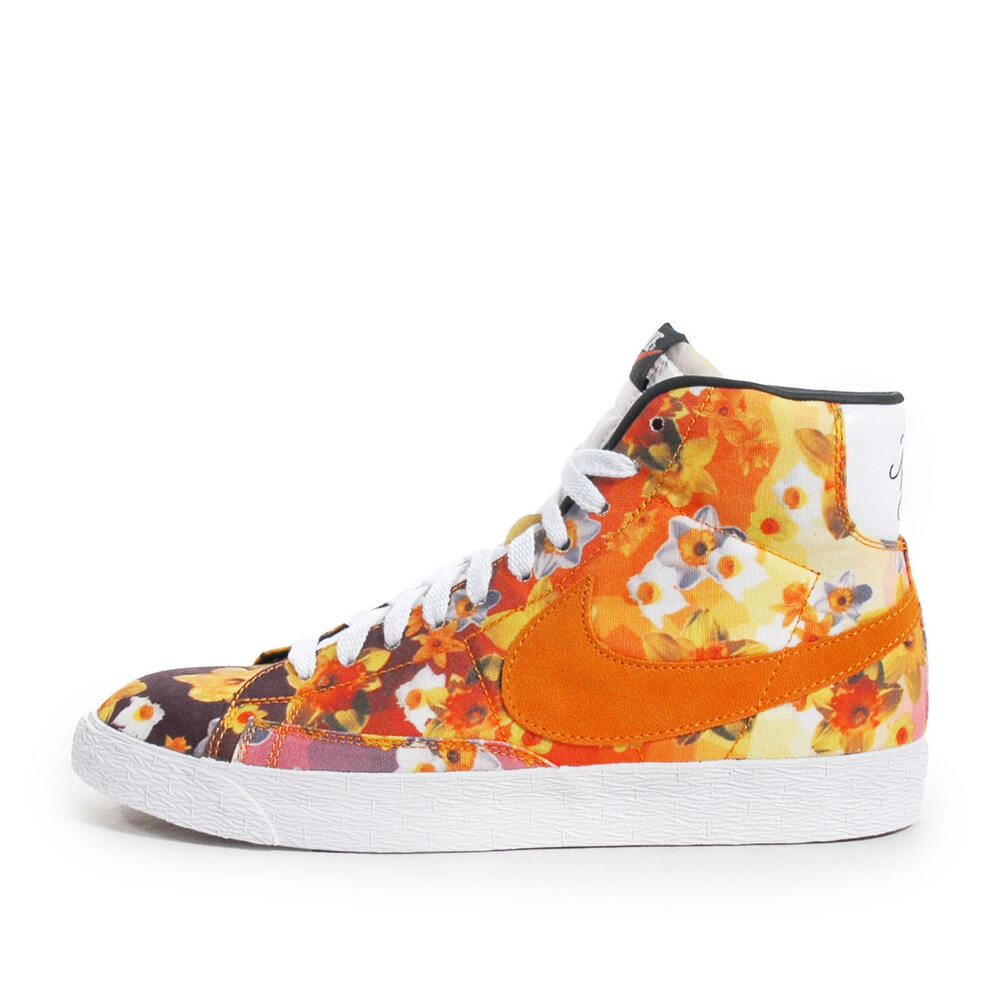 pretty nice da3af a4c60 Details about Nike Blazer Mid PRM VNTG QS 638322-901 NSW Casual Floral  City Pack New York