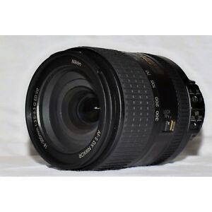 Nikon 18-300mm F/3.5-6.3g Ed Vr Af-s Dx Nikkor Lens Excellent Condition