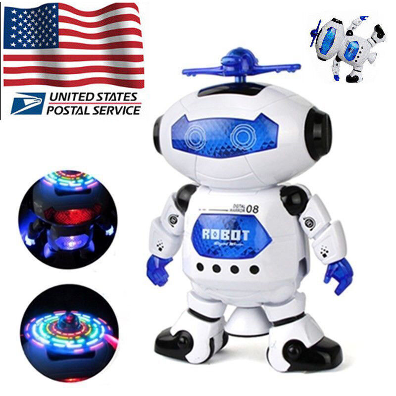 Cool Robot Toys For Boys Kids Toddler Robot 3 4 5 6 7 8 9 ...