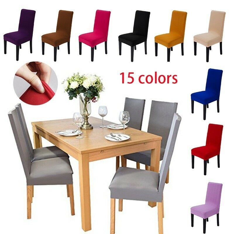 Floral Chair Covers For Kitchen Dining Room Wedding Party