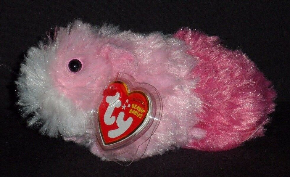 TY PINKY the GUINEA PIG BEANIE BABY - MINT with MINT TAG 8421408115 ... be7402c9f12