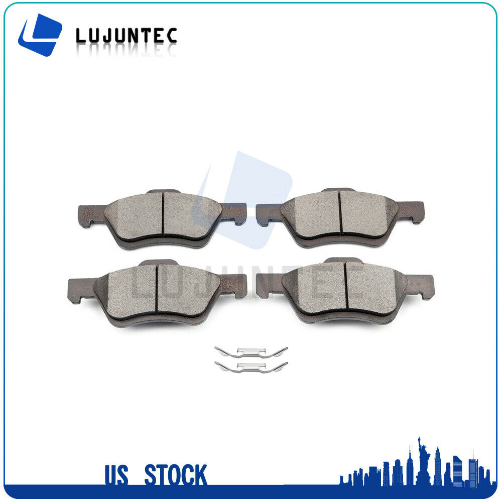 Details About Front Ceramic Discs Brake Pads For Ford Escape Mazda Tribute Mercury Atd1047c