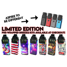 Authentic *Aspire2 Breeze 2 -Ultra Portable System- US Seller - Limited Editions