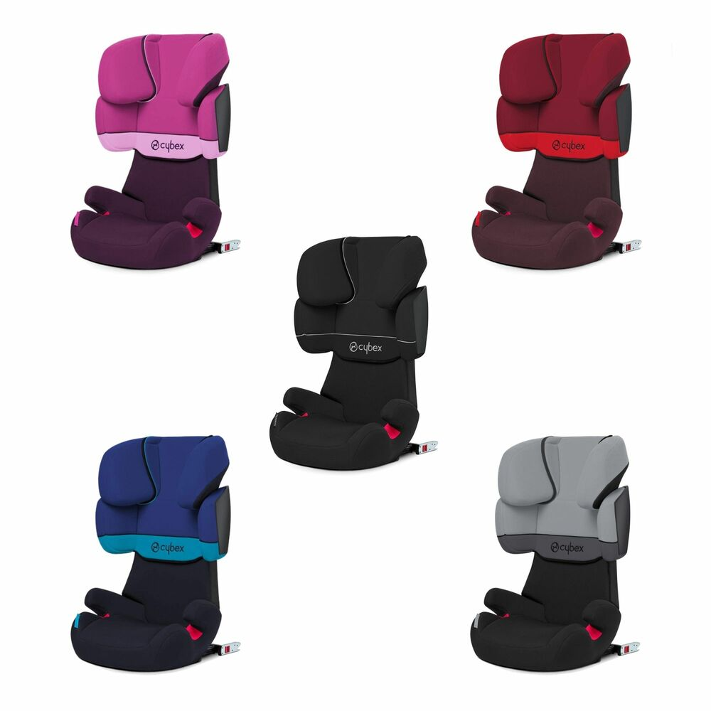 cybex solution x fix group 2 3 isofix child kids car seat 4 years to 36kg ebay. Black Bedroom Furniture Sets. Home Design Ideas