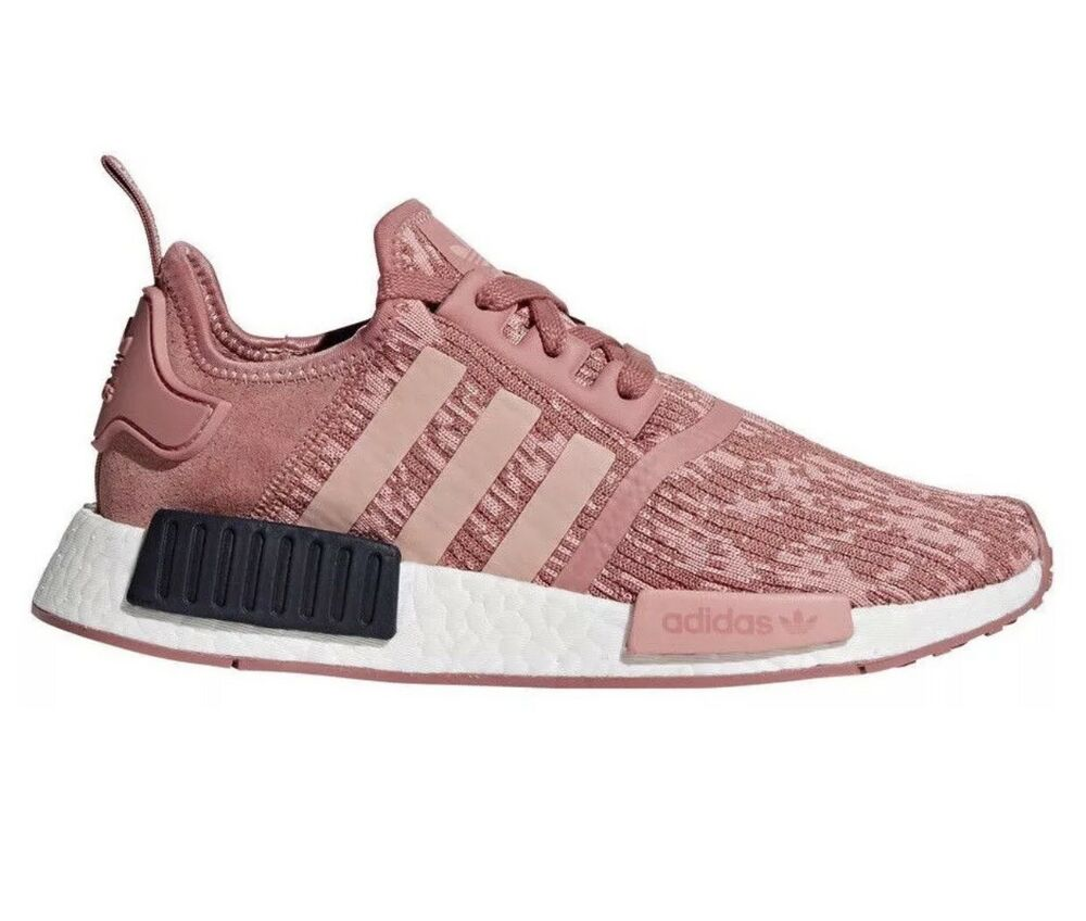 0124c7ca40d8 Details about Adidas NMD R1 Runner Raw Pink Trace ~ Women s New In Box Sz  8.5
