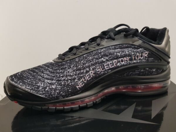 best sneakers e316e d3b52 SKEPTA X NIKE AIR MAX DELUXE NEVER SLEEP ON TOUR, UK9 BNIB SK AIR 3