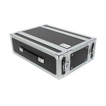 XSPRO XS2U-10 2 Space 2U ATA Effects Rack Flight Case 10