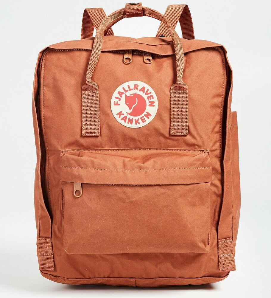 ec9ec78136 Fjallraven Kanken Mini Classic Kid s and Youth Backpack in Deep Red F23561