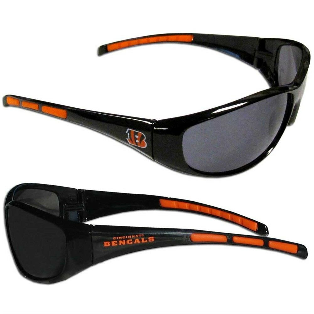 b555efca27c Details about cincinnati bengals wrap sunglasses sports shades football  glasses fan team jpg 1000x1000 Cincinnati bengals