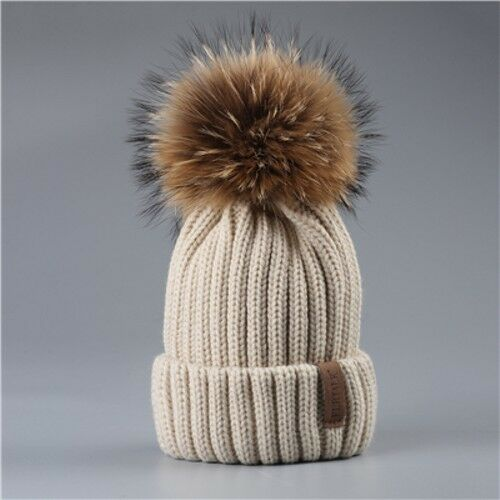 e471998a883396 Details about FURTALK Winter hat for Kids Ages 2-7 Knit Beanie winter baby  hat for children fu