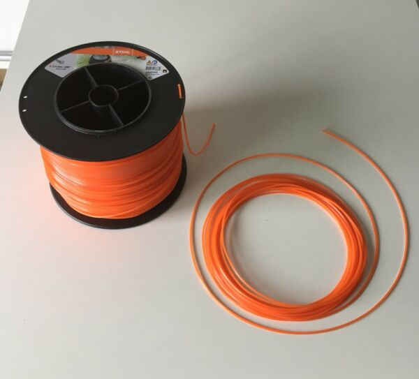 1.2mmX15m Trimmer Line Cord Wire Tough Flexible Nylon Grass Lightweight trimmers