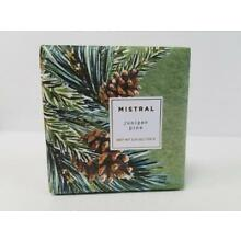 Mistral Seasonal Collection Juniper Pine Shea Butter Soap 3.14 oz