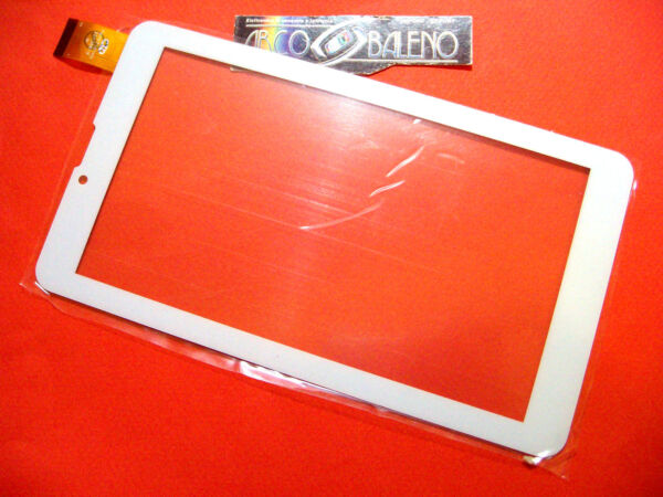 VETRO+TOUCH SCREEN SELECLINE QC 861896 SELECLINE7_861896 7 Tablet BIANCO DISPLAY