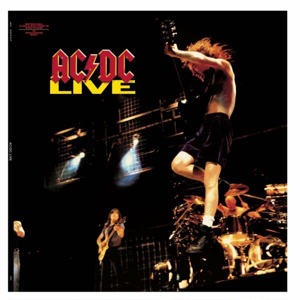AC/DC Live 2 x 180gm Vinyl LP Remastered Gatefold Sleeve NEW & SEALED