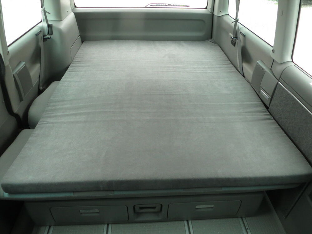 Mattress Topper For Vw T4 Caravelle Multivan Transporter Conversions Ebay