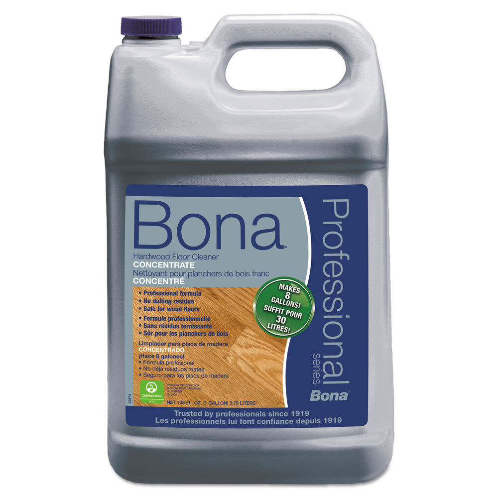 Bona Pro Series Hardwood Floor Cleaner Concentrate 1 Gal