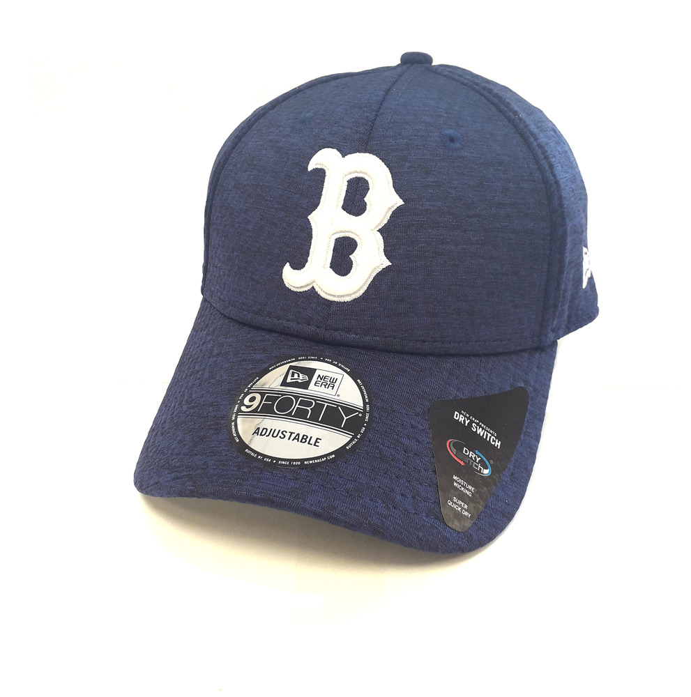 NEW ERA DRY SWITCH 9FORTY CAP. BOSTON RED SOX. BLUE 192526856930  980944a27b4