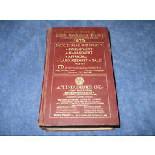 1970 Illinois Manufacturers News Business Directory ads book Chicago