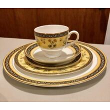 Wedgwood India Five (5) Piece Place Setting