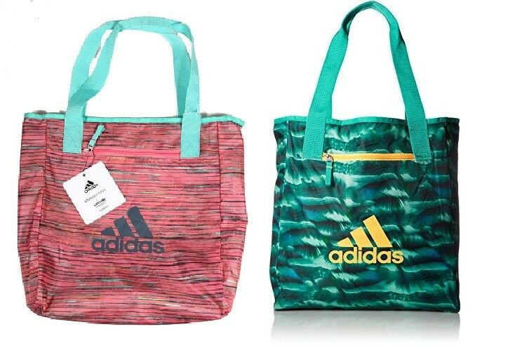 90fa92bff3cd Details about Adidas Studio II Tote Bag Reversible Chalk Pink REVERSIBLE  BAGS - YOU CHOOSE