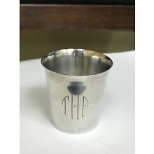 INTERNATIONAL STERLING SILVER SHOT CUP